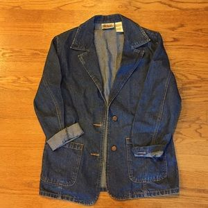 Excellent condition Bill Blass Jeans Jean Jacket